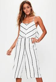 culotte jumpsuits cropped jumpsuits missguided