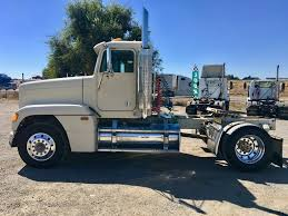USED 1991 FREIGHTLINER FLD DAYCAB FOR SALE IN CA #1413