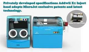 While It Still May Not Be Cheap Enough For Consumers Taiwanese 3D Printer Manufacturer Addwii Has Just Unveiled Their X1 3d Which Uses Full Color