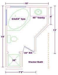 master bathroom 10x14 design ideas with 14x14 master bedroom