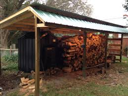 Mule 4 Shed Mover by Plans For Firewood Storage Wood Storage Shed Wood Projects