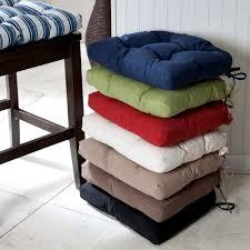 Walmart Gripper Chair Pads by Kitchen Chair Cushions Kitchen Design