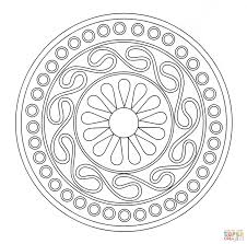 Book Of Kells Coloring Pages 2