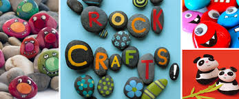 Rock Art Projects For Kids