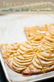 Easy French Apple Tart Recipe