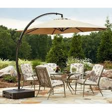 Sears Rectangular Patio Umbrella by Replacement Umbrella Canopy Garden Winds