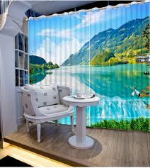 Cheap Waterfall Valance Curtains online get cheap valance curtains for living room aliexpress com