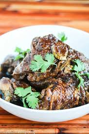 Slow Cooker Chinese Three Cup Chicken