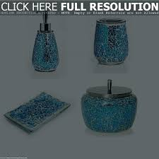 Mercury Glass Bathroom Accessories Uk by Mosaic Bathroom Accessories U2013 Bathroom Ideas