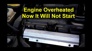 100 Truck Wont Start Car Will Not Start After It Overheated Brief Explanation VOTD