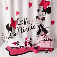 Mickey And Minnie Mouse Bath Decor by Impressive Bathroom Mickey Mouse And Minnie Of Decor Home
