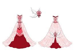 Angel Battle Dress Design By Eranthedeviantart On DeviantART