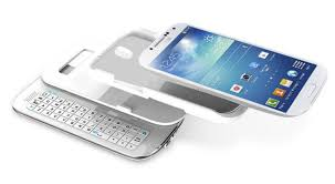 Samsung Galaxy S4 slide out keyboard case available for $79 99