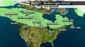 News Northern lights Watch them while you can The Weather Network