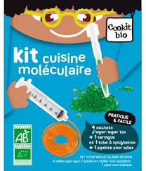 kit cuisine pour enfant natali kit pour cuisine moléculaire 16g du rayon alimentation
