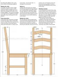 100 Wooden Dining Chairs Plans 328 Pine Chair Furniture And Projects