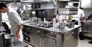 cuisine professionnelle quelle est la durée de vie des équipements de cuisine pro le