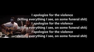 100 2 Rocking Chairs Jon Bellion Lyrics Violence BoB Feat YouTube