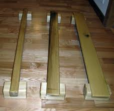 homemade balance beams toys dolls and playthings