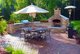 Outdoor Fireplace Design Ideas Kits Plans and Pictur