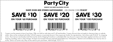 Payless Decor Promo Code by Valid Until 10 27 13 Party City Pinterest