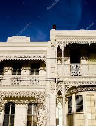 100 Melbourne Victorian Houses Town Houses In Melbourne Stock Photo Kummeleon