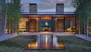 100 Jackson Hole Homes This 18 Million Estate Is A Contemporary Teton