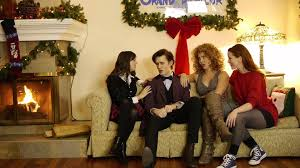 Dr Who Dalek Christmas Tree by Regeneration Carol