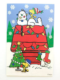 Charlie Brown Christmas Tree Quotes by Hallmark Peanuts Snoopy And Woodstock Holiday Christmas Cards Box