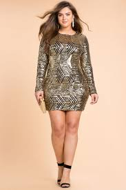 women u0027s plus size bodycon dresses trophy sequin bodycon dress