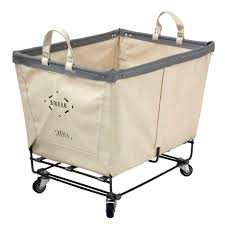 Canvas Small Truck - 3 Bu | Steele Canvas Basket Corp
