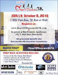 Tims Pumpkin Patch 5k by Heart Of Duncanville 5k Ben Franklin Apothecary Blog