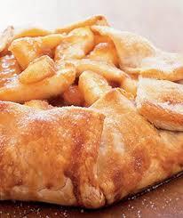 Recipes Rustic Apple Tart