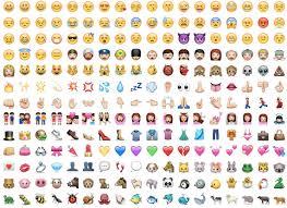 Android To Iphone Emoji Emoji World