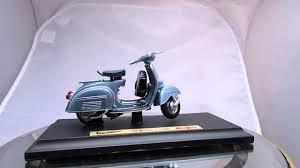 Vintage Vespa Scooter Model Diecast
