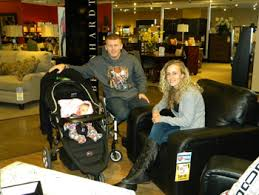 Morris Furniture helps wounded Army veteran