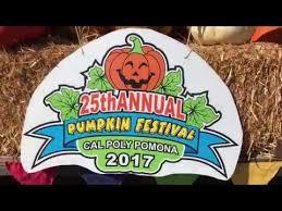 Pumpkin Patch Cal Poly Pomona by Cal Poly Pomona Pumpkin Festival Youtube