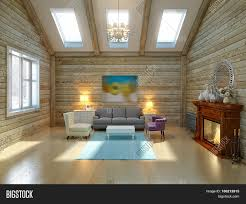 100 Interior Design High Ceilings Modern Suburban Image Photo Free Trial Bigstock