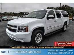 Used Chevrolet Suburban for Sale in Midland TX