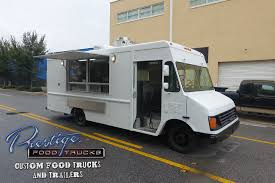 100 Build Food Truck SOLD 2009 Chevy Gasoline 16ft 86000 Prestige