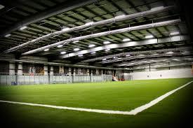 Soccer Field In The Sky