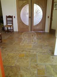 Versailles Tile Pattern Travertine by Brushed Versailles Pattern Travertine