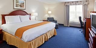 Hudson Park Bedding by Holiday Inn Express U0026 Suites Cleveland Richfield Hotel By Ihg