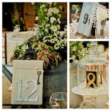 Vintage Wedding Decorations A