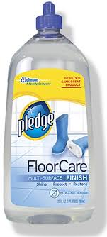 pledge floor care tile and vinyl floor finish gallery home