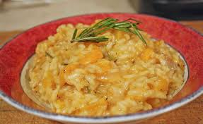 Pumpkin Risotto Recipe Vegan by Rosemary Scented Butternut Squash Risotto And Oatmeal Cookies