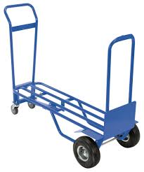 Vestil - Four Wheel Multi-Position Steel Hand Truck Milwaukee Medical Cylinder Hand Truck 40767 From 15229 Nextag Set Of 2 5 Replacement Casters For Convertible Trucks W Brake Shop Magliner 1000lb Capacity Silver Alinum Magliner Dual Grip Overall Height 51 Heavy Duty Steel On Wesco Industrial Products Inc Gemini Sr Gma81uaf Bh Photo And Truckdomeus Marathon Industries 00313 8 Fixed Caster With Airfilled Pneumatic Pvi In Stock Uline