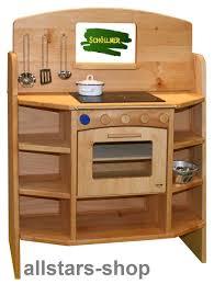 schöllner kinderküche pantry küche culina küchenblock erlenholz aus dem kinder möbel sortiment für kindergarten