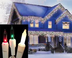 Icicle Lights In Bedroom by Set Of 100 Red Green U0026amp Frosted White Mini Icicle Christmas