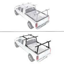 Universal Pickup Truck Utility Ladder Racks W/Cantilever | AA-Racks ...